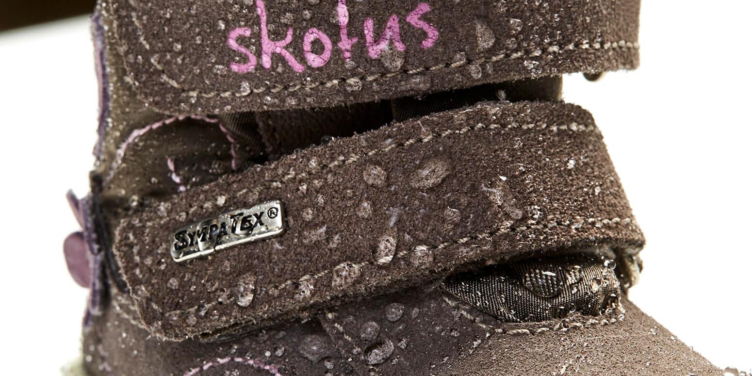 Pleje af sko og støvler med tex membran | Skoringen Børneunivers