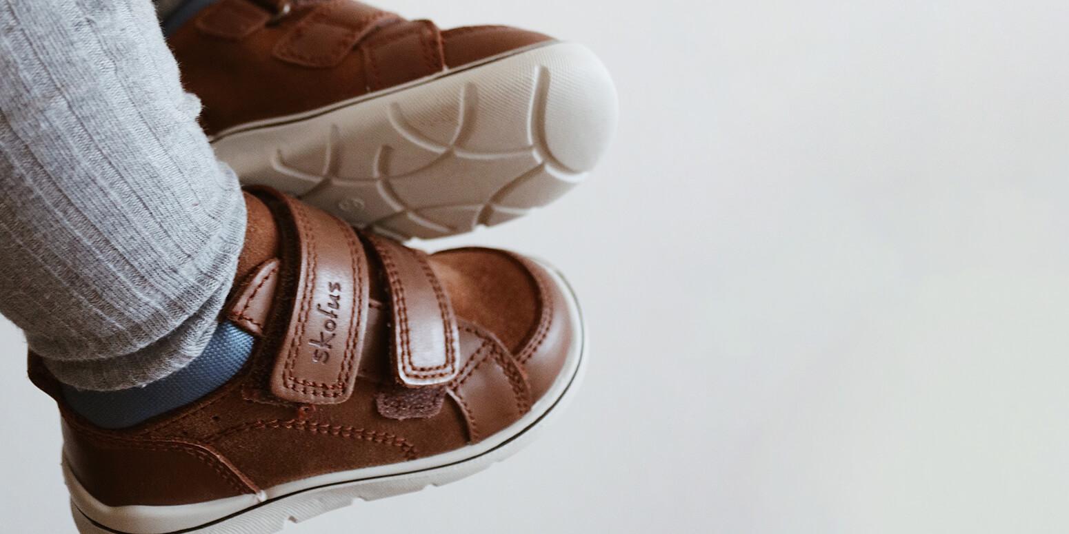 Pleje af lædersko og læderstøvler til børn | Sådan gør du