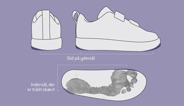 Brugte sko | Må børn gå i brugt sko? Se her