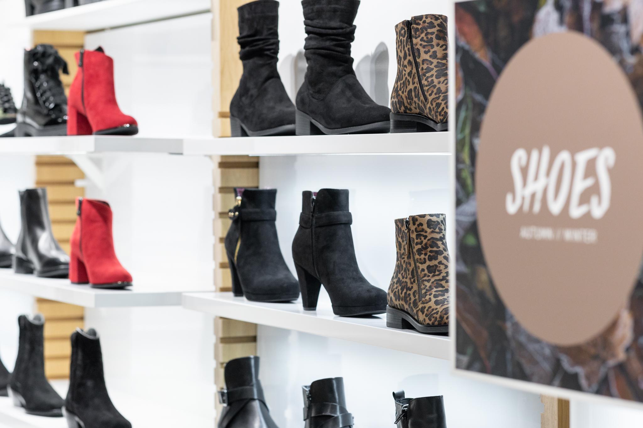 Skobutikk Lillehammer Strandtorget | Kjøp flotte sko i